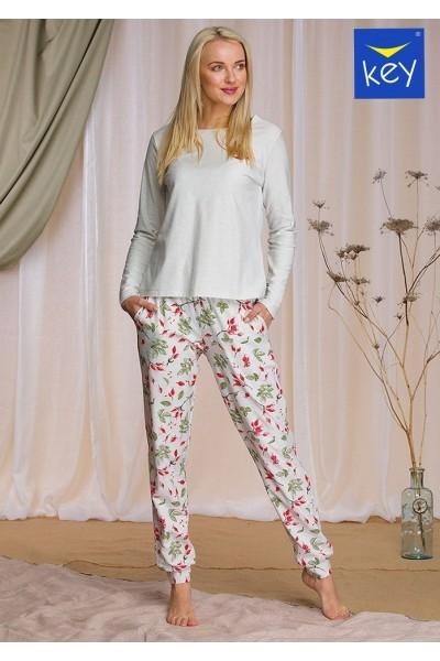 Пижама женская KEY LNS-207 2 B21