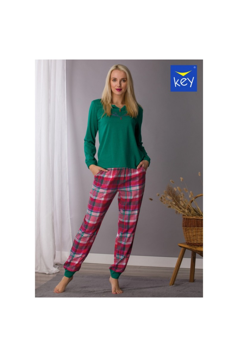 Пижама женская KEY LNS-436 B21