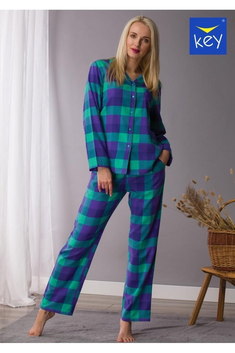 Пижама женская KEY LNS-440 B21