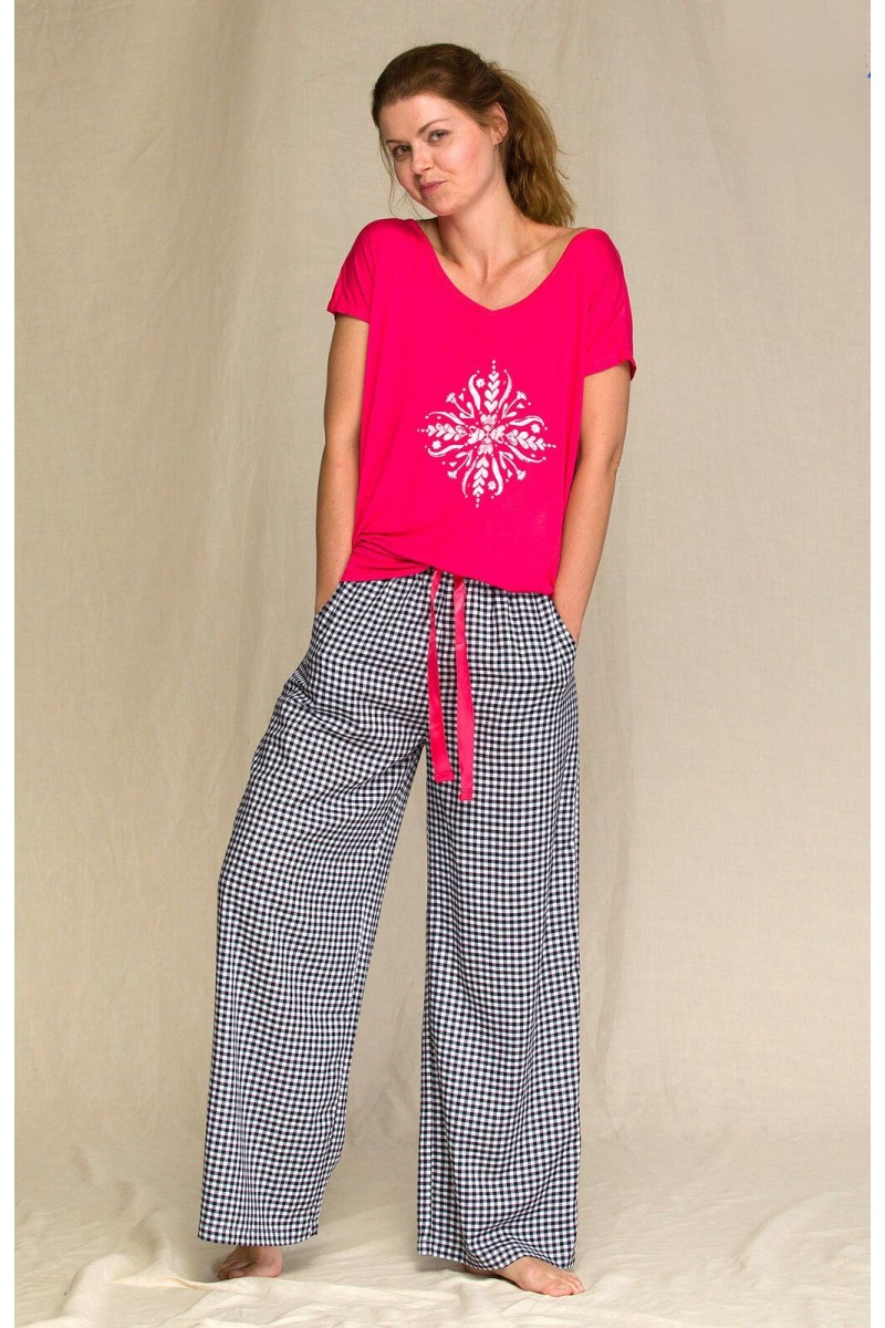 Пижама женская KEY LNS-451 3  A21