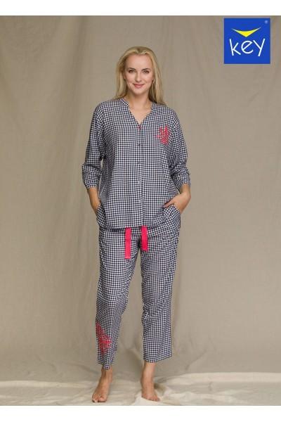 Пижама женская KEY LNS-451 A21
