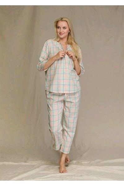 Пижама женская KEY LNS-452 1 A21 - LeConfort