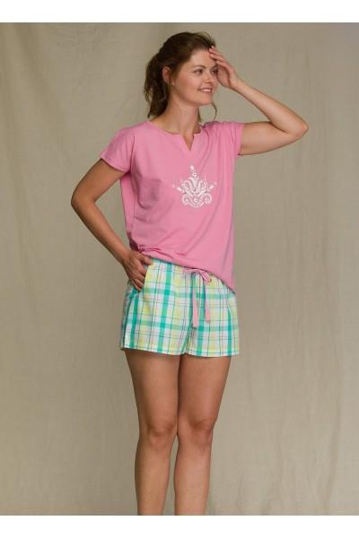 Пижама женская KEY LNS-453 1 A21 - LeConfort