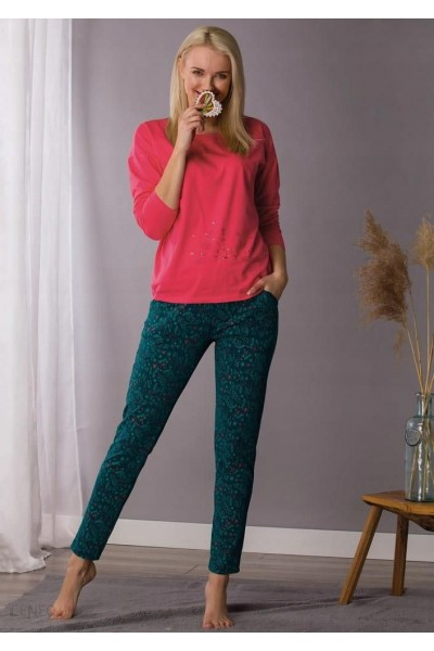 Пижама женская KEY LNS-708 B21 - LeConfort