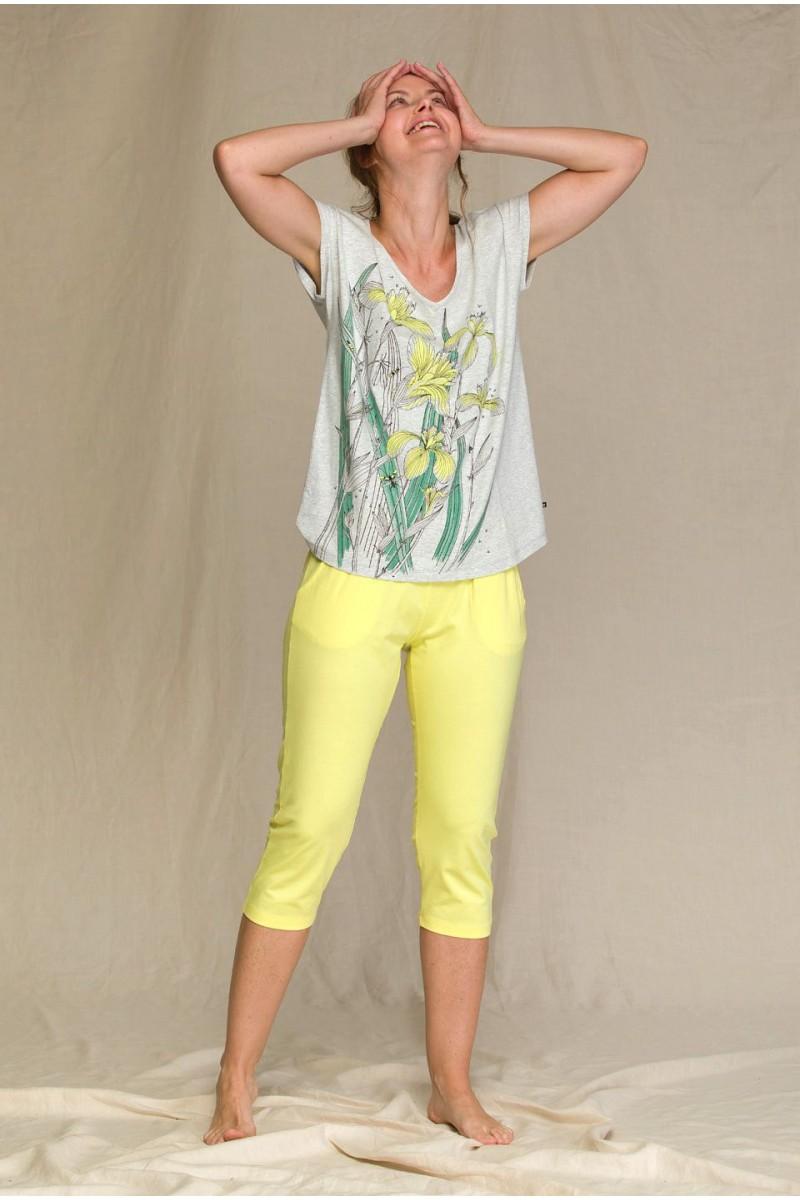 Пижама женская KEY LNS-923 1 A21