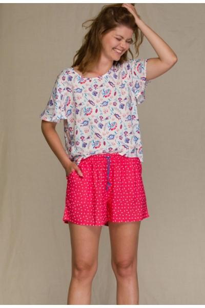 Пижама женская KEY LNS-946 A21