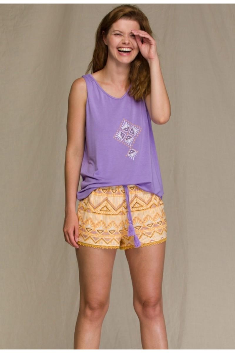 Пижама женская KEY LNS-960 A21